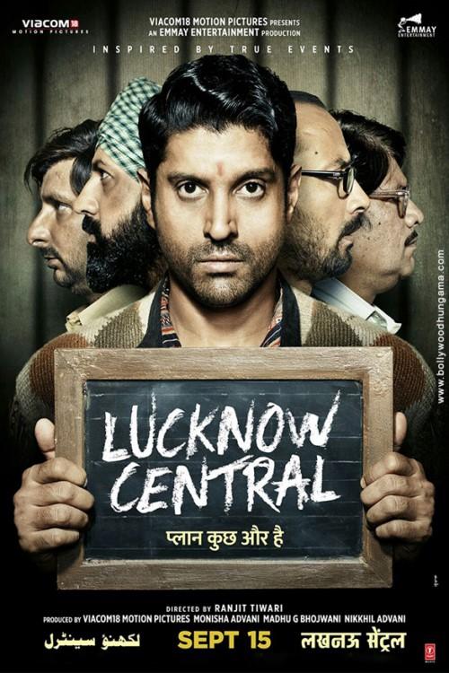 دانلود فیلم Lucknow Central 2017